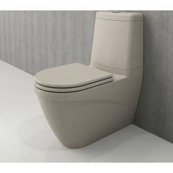 Banio Bocchi Taormina Pro staande wc onderpot met sproeier mat jasmine