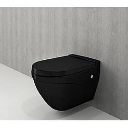 Banio Bocchi Taormina ophang wc zwart