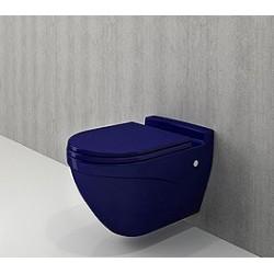 Banio Bocchi Taormina ophang wc saphire blauw