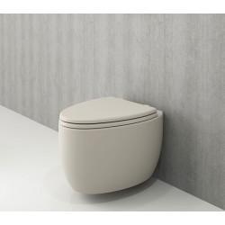 Banio Bocchi Etna ophang wc mat jasmine