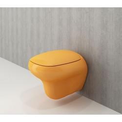 Banio Bocchi Fenice ophang wc mandarijn