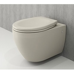 Banio Bocchi Jet Flush ophang wc mat jasmine