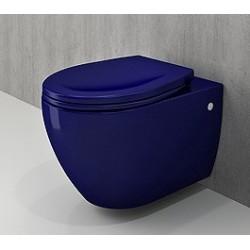 Banio Bocchi Jet Flush ophang wc saphire blauw