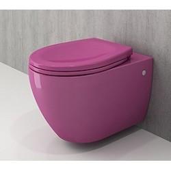 Banio Bocchi Jet Flush ophang wc violet
