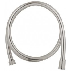 "Grohe Silverflex flexible de douche ½"" x ½"", 1750 mm, SuperSteel"