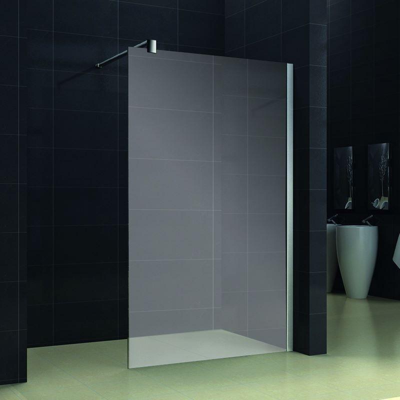 paroi de douche fixe 39 perla 39 8 mm vmt8. Black Bedroom Furniture Sets. Home Design Ideas