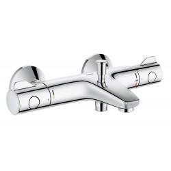 """Grohe Grohtherm 800 mitigeur thermostatique ½"""" pour bain/douche, EcoJoy, chromé"""