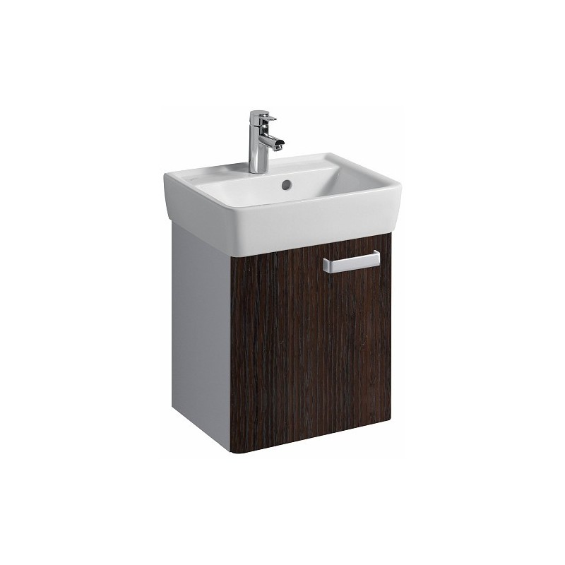keramag meuble sous lave mains plan 410mm weng. Black Bedroom Furniture Sets. Home Design Ideas