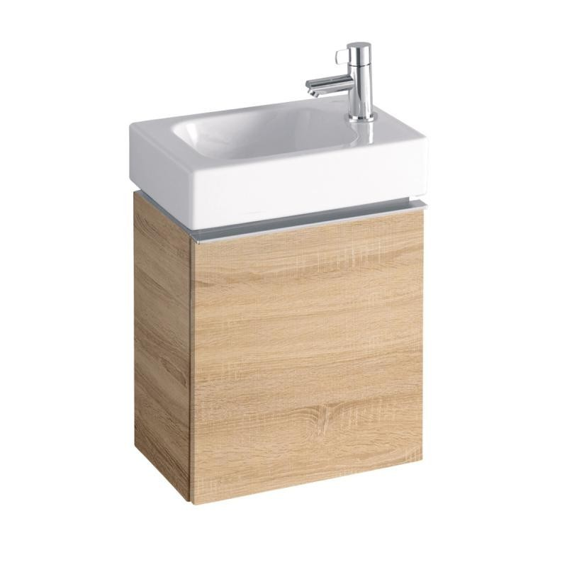 Keramag meuble sous lave mains icon xs 370x280mm ch ne for Meuble sous lave main