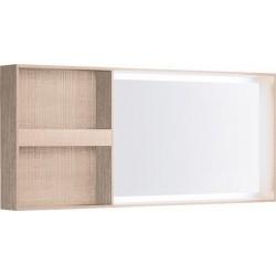 KERAMAG Elément de miroir Citterio 1334x584mm, beige