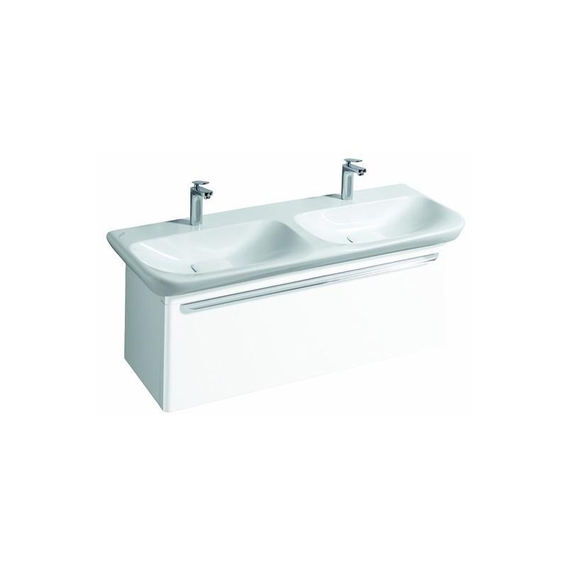 keramag meuble sous lavabo myday 1 160mm blanc mat. Black Bedroom Furniture Sets. Home Design Ideas