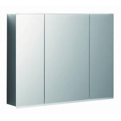 KERAMAG Option armoire vitrée Plus 900mm, grise