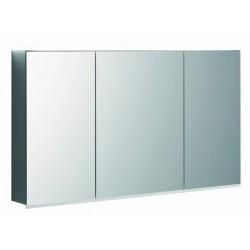 KERAMAG Option armoire vitrée Plus 1200mm, grise