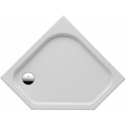 KERAMAG Receveur de douche pentagonal Renova 900x900mm
