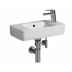 KERAMAG Lave-mains Comprimo 500x250mm, trou à droite