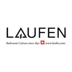 LAUFEN Curveprime 3-gats mélangeur lavabo messing