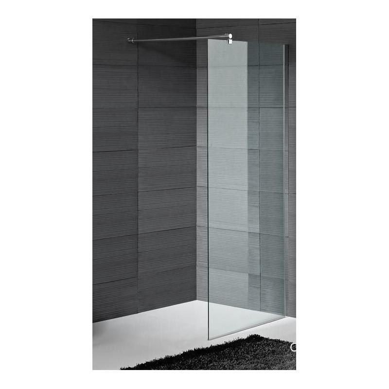 Paroi de douche fixe de 87x200 cm 8 mm
