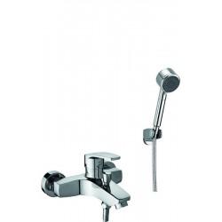 Mitigeur Bain douche avec douchette à main