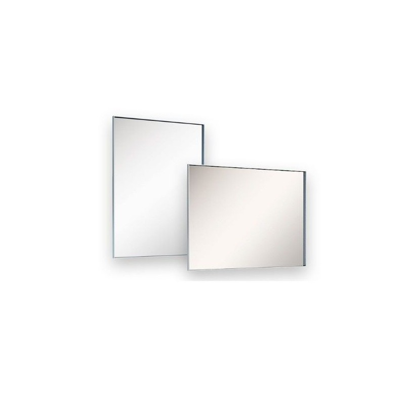 miroir alu de 80x60 cm element 311262