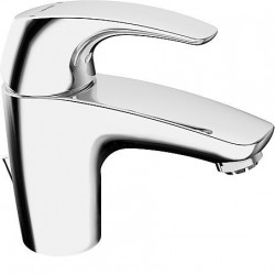 Hansadisc Mitigeur monocommande, monotrou de lavabo