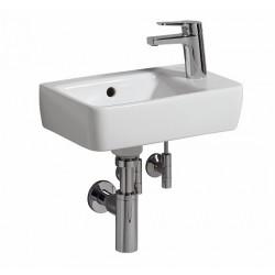 KERAMAG Lave-mains Comprimo 400x250mm, trou à droite