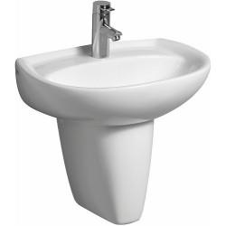 KERAMAG Lave-mains Renova 500x380mm avec trou/sans trop-plein