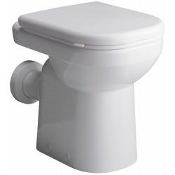 KERAMAG WC à fond creux Renova Comfort 6l, sortie susp.