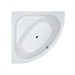 LAUFEN Solutions baignoire en coin   140x140 acryl