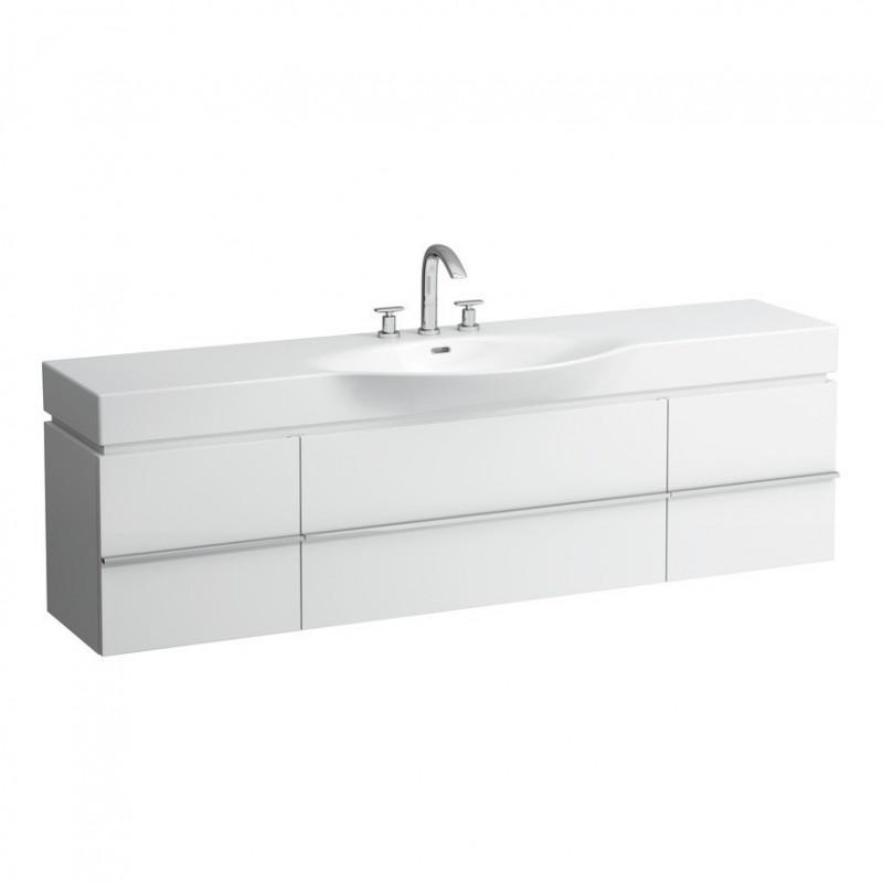laufen new case meuble sous lavabo 1790x375 blanc. Black Bedroom Furniture Sets. Home Design Ideas
