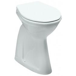 LAUFEN Pascha-H, WC au sol, à chasse directe, hauteur 50 cm