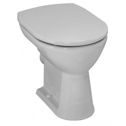 LAUFEN Pro WC au sol, à fond plat, sortie horizontale