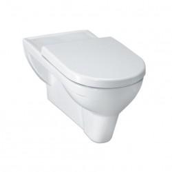 LAUFEN Pro Liberty WC suspendu, à fond plat, allongement 700mm