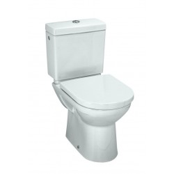 LAUFEN Pro Installation de WC au sol,à chasse directe, sortie verticale