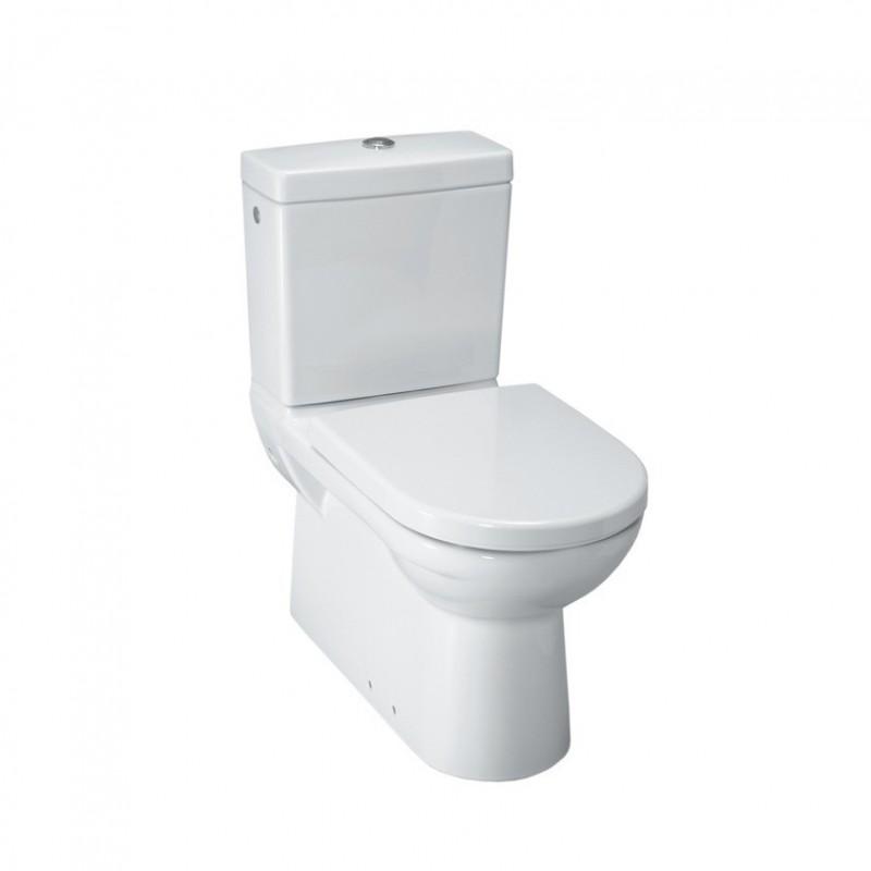 Laufen pro installation de wc au sol chasse directe vacuation vario - Installation evacuation wc ...