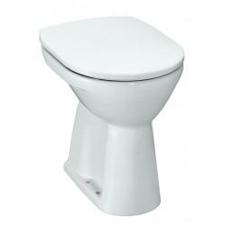 LAUFEN Pro WC au sol, à fond plat, sortie verticale
