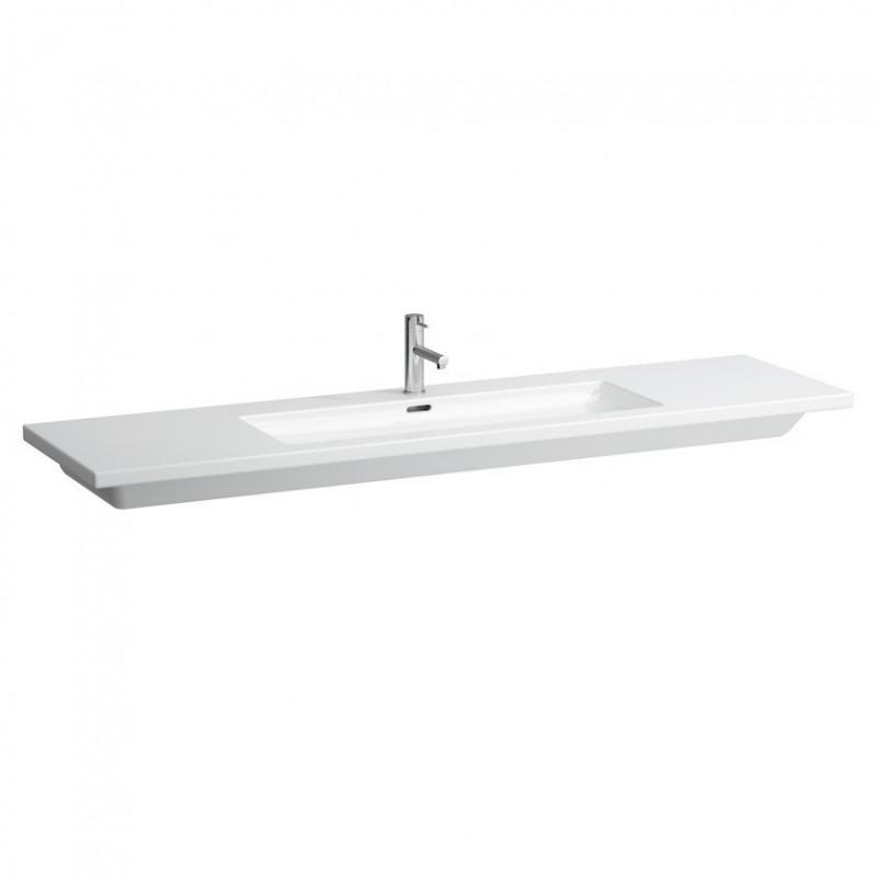 laufen living lavabo poser sur meuble 180x48. Black Bedroom Furniture Sets. Home Design Ideas