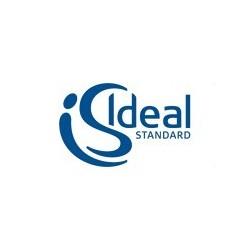 """Ideal Standard Attract Mitigeur lavabo avec chaine et flexibles d'allimentation 1/2""""."""