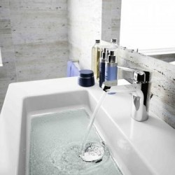 Ideal Standard ceraflex Ceraflex mitigeur lavabo GRANDE avec vidage metalique 5L/MIN