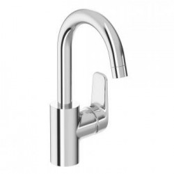 Ideal Standard ceraflex Ceraflex mitigeur lavabo avec bec haut et vdage metalique