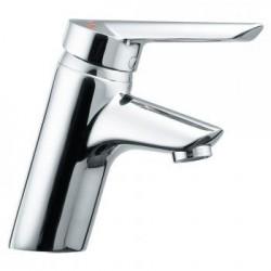 Ideal Standard Ceraplus Mitigeur lavabo réhaussé GRANDE basse pression sans vidage avec brise-jet normal