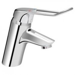 Ideal Standard CeraPlus Mitigeur lavabo réhaussé GRANDE avec poignée ouverte