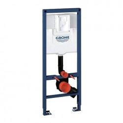 grohe rapid sl b ti support pour cuvette wc suspendue avec r servoir gd2 38675001. Black Bedroom Furniture Sets. Home Design Ideas