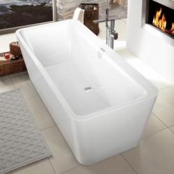 villeroy boch squaro edge 12 baignoire en quaryl ubq180sqe7pdv 01. Black Bedroom Furniture Sets. Home Design Ideas