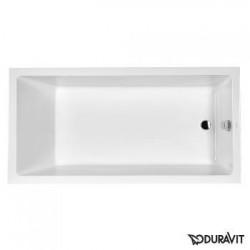 duravit baignoire starck 1800x900mm blanc a encastrer 1. Black Bedroom Furniture Sets. Home Design Ideas