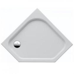 Keramag receveur de douche pentagonal renova 900x900mm - Receveur douche pentagonal ...