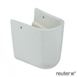 villeroy boch subway cache siphon blanc ceramicplus. Black Bedroom Furniture Sets. Home Design Ideas