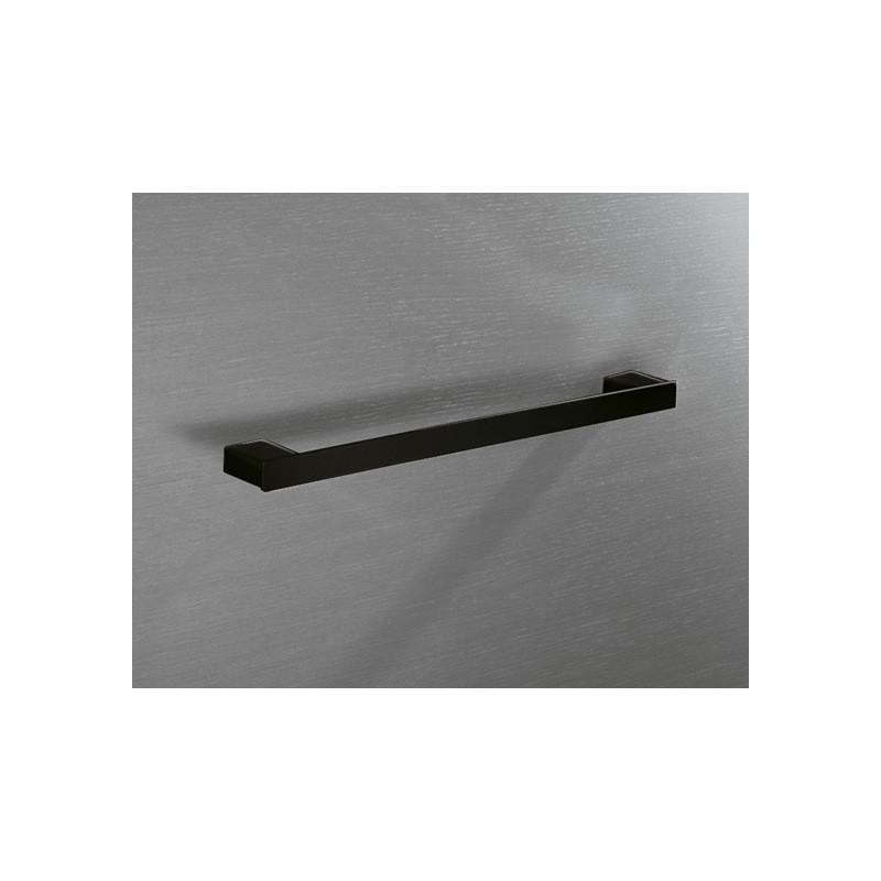 gedy lounge porte serviette 60 cm noir 542160 14. Black Bedroom Furniture Sets. Home Design Ideas