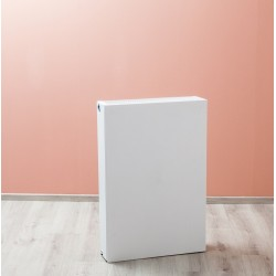Radiateurs à Panneaux Banio Type 33 Plat Couleur Blanc Hauteur 90 cm Largeur 60 cm