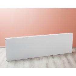 Radiateurs à Panneaux Banio Type 22 Plat Couleur Blanc Hauteur 60 cm Largeur 180 cm