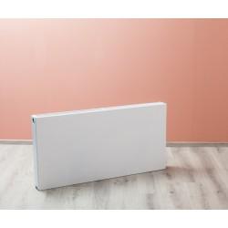 Radiateurs à Panneaux Banio Type 22 Plat Couleur Blanc Hauteur 60 cm Largeur 140 cm